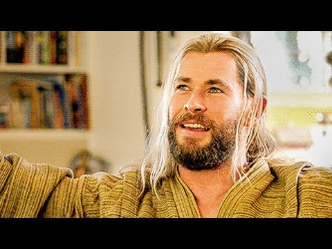 What Thor Was Doing During Captain America: Civil War (Comic-Con 2016) Thor Ragnarok HD