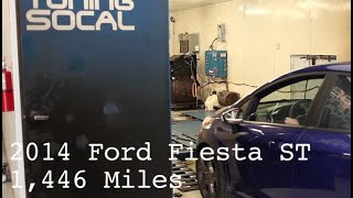 Project Car Fiesta ST Gets Cobb Stage 1! Before/After Dyno