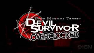 Shin Megami Tensei 3DS: Devil Survivor Overclocked - Trailer
