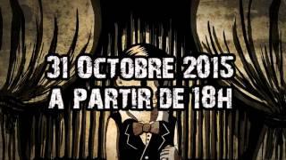 """Annonce LIVE """"Chronique du Necronomicon"""" le soir d"""