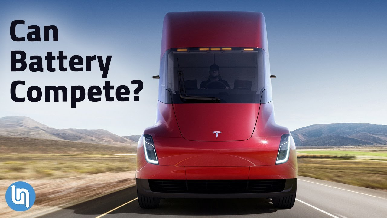Can Electric Trucks Challenge Diesel? The Future of Heavy Transport