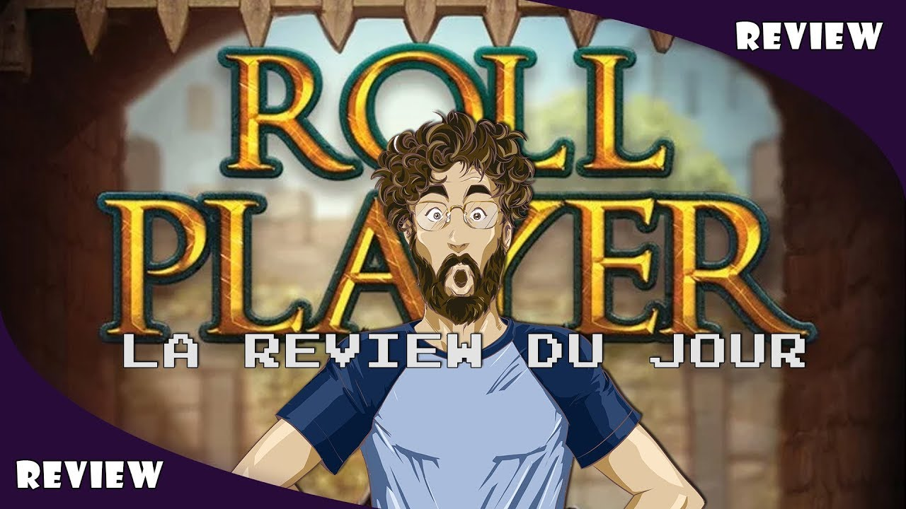 [Review] Roll Player, un Dice Rolling sauce JDR !