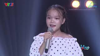 Hà Quỳnh Như hát Đêm Mưa Nhớ Mẹ cực hay - Vòng giấu mặt GHVN 2018