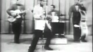 Elvis Presley Houn Dog in 1956.