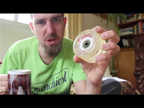 High Quality H20; Eastside Longboards' H20 Skateboard Wheels Review