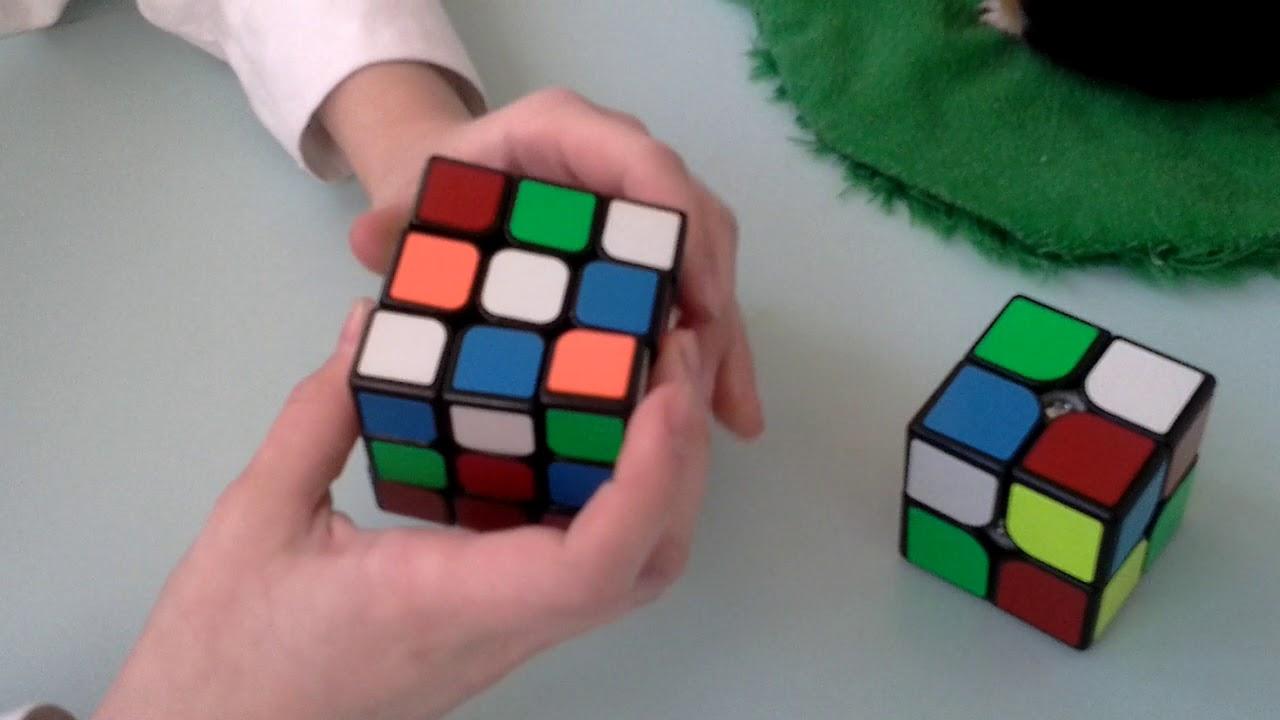 👀Обзор Кубика Рубика 4х4 от Rubik's (Иринка-Мандаринка) - YouTube