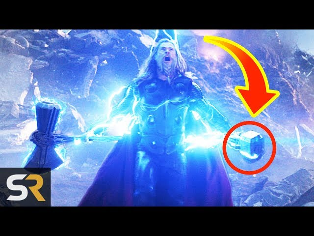 30 Avengers: Endgame Mysteries And Plot Holes