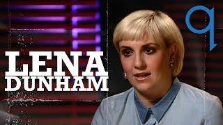 "Lena Dunham Defends ""girls"""