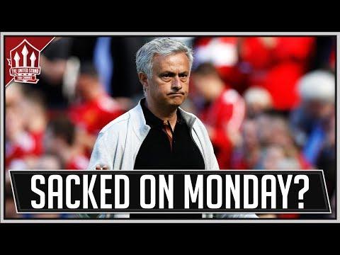 MAN UTD To SACK MOURINHO After EVERTON Game? Man Utd News
