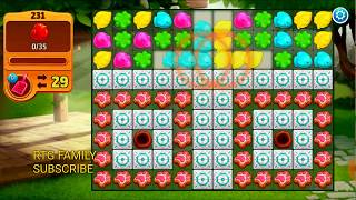Lets play Meow match level 231 HARD LEVEL HD 1080P