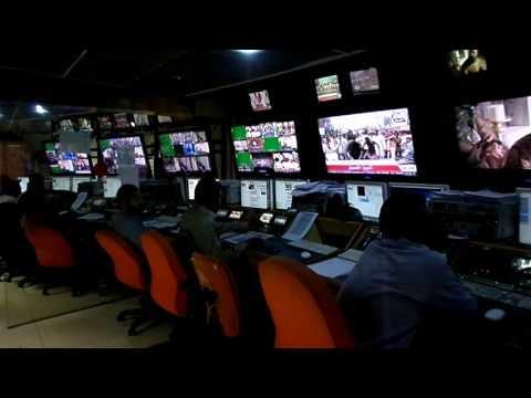 GEO TV MASTER CONTROL ROOM