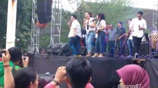 bonauli band - Rap Cover (Ethno Grand Stage USU Medan)