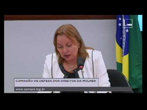 DEFESA DOS DIREITOS DA MULHER - Reunião Deliberativa - 11/05/2016 - 15:38