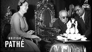 World Mourns Aga Khan (1957)