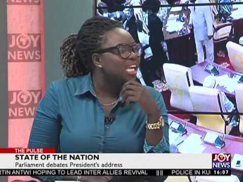 State of The Nation - The Pulse on Joy News (23-2-17)