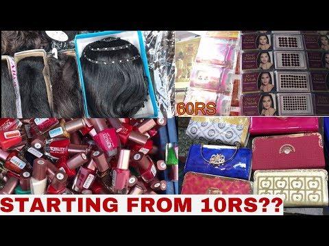 Cheapest Girls Accessories Market | Hidden Market Of DELHI