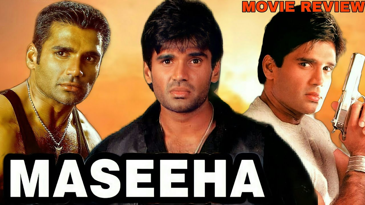 Download Maseeha 2002 Hindi Action Movie Review | Sunil Shetty | Namrata Shirodkar | Inder Kumar