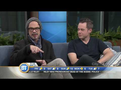 Big Wreck join us to chat before their show this weekend!