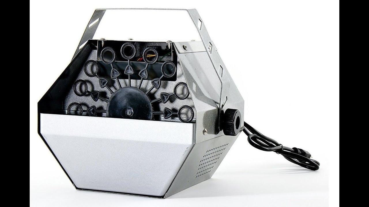 1961 electro bubble machine