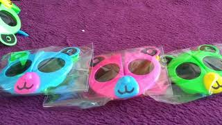 Party supplies and favors for Kids Birthday