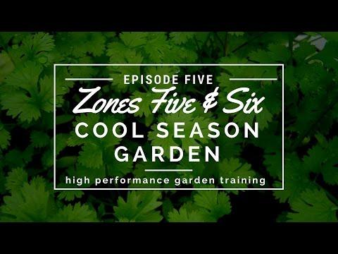 Growing A Cool Season Garden In Zones 5-6