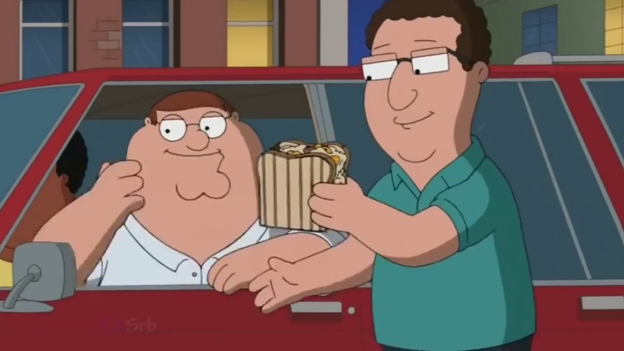 Download Family Guy - Peter Deals Junk Food
