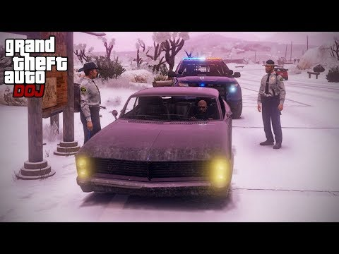 GTA 5 Roleplay - DOJ 352 - Armed & Dangerous (Criminal)