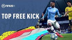 FIFA 20   Best Free Kick Goals