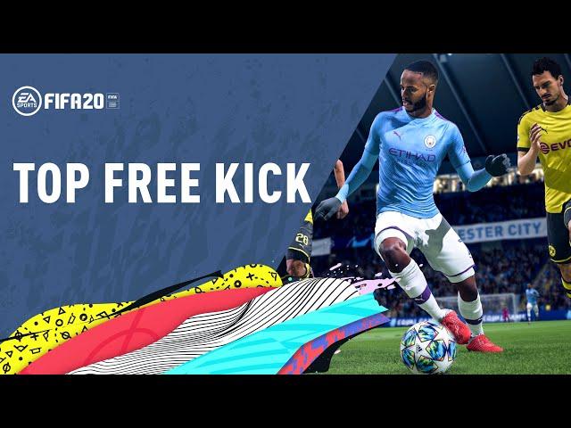 FIFA 20 | Best Free Kick Goals