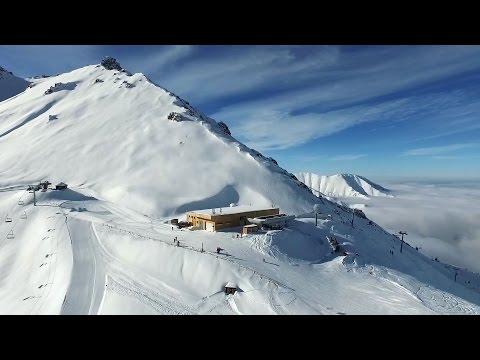[Kazakhstan] 카자흐스탄 침블락 스키장 여행 ; Awesome Shymbulak Ski Resort 2017