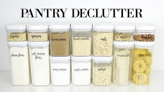 ✨Pantry Declutter & Organisation | Declutter With Me Part 2