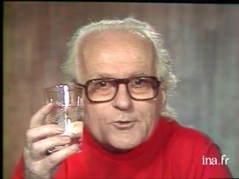 1972 rené dumont pull rouge
