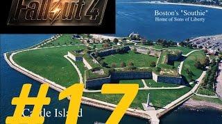 Fallout4 17  ШТУРМ ЗАМКА  Валим МАТКУ БОЛОТНИКОВ  Зачищаем замок и берем его под свой контроль