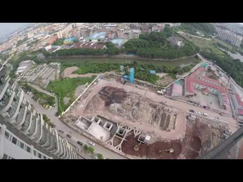 Аренда квартир в Китае, город Гуанчжоу. Смотрим квартиры рядом с канадской школой.