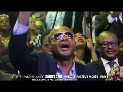 Pasteur Moise Mbiye - Yaya (adoration)