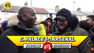 Crystal Palace 1-1 Arsenal | Maitland-Niles Dealt With Zaha! (DT)