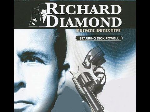 "Richard Diamond, Private Detective  -  ""The Plaid Overcoat Case""  (HQ) Old Time Radio/Detective"