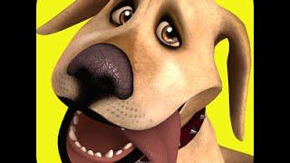 Моя говорящая собака - Собачка танцует -  My Tilking Dog - Android GamePlay