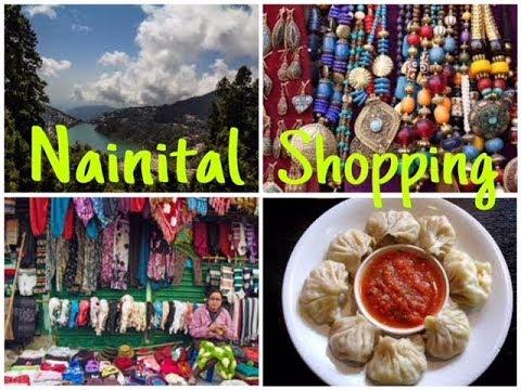 Nainital... Shopping, Tibetan & Bhutia  market, local food  & places to visit