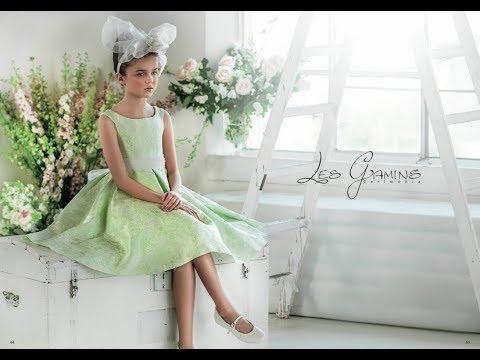 Итальянские платья Les Gamins
