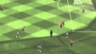 VFL Wolfsburg gegen Hannover 96 3:1