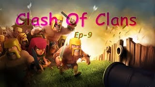 Clash Of Clans Ep-9 How to GoWiWi