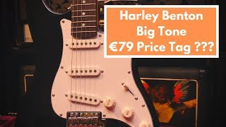 CHEAPEST THOMANN STRAT-STYLE GUITAR - Harley Benton Standard Series: A full in-depth review