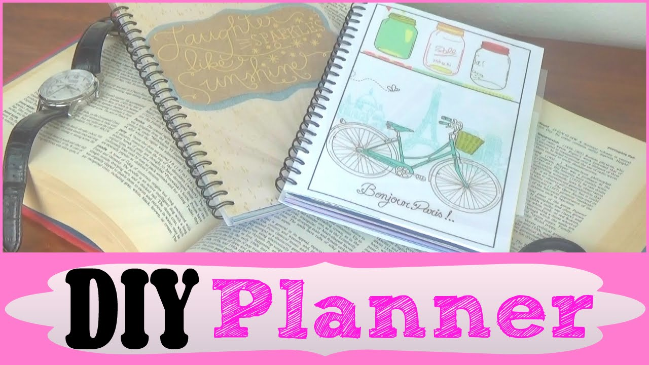 diy planners 2 budget options planner dashboard youtube