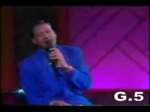 Johnny Gill - My My My LIVE