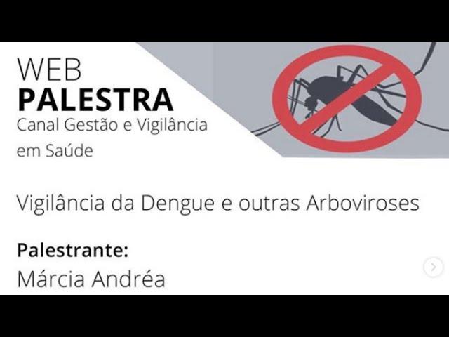 Vigilância da Dengue e outras Arboviroses