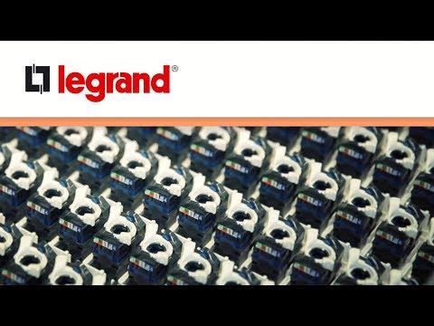 Fabrication LCS3 VDI Legrand : découvrez le site de production de Saint-Marcellin