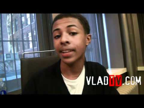 Exclusive: Diggy Simmons Freestyle