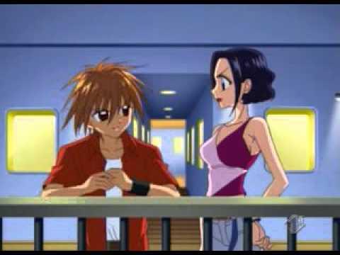 (Face Slap) Ayaka vs. Kaito