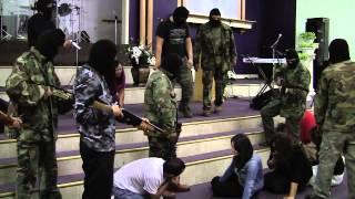 drama el Rapto de la iglesia